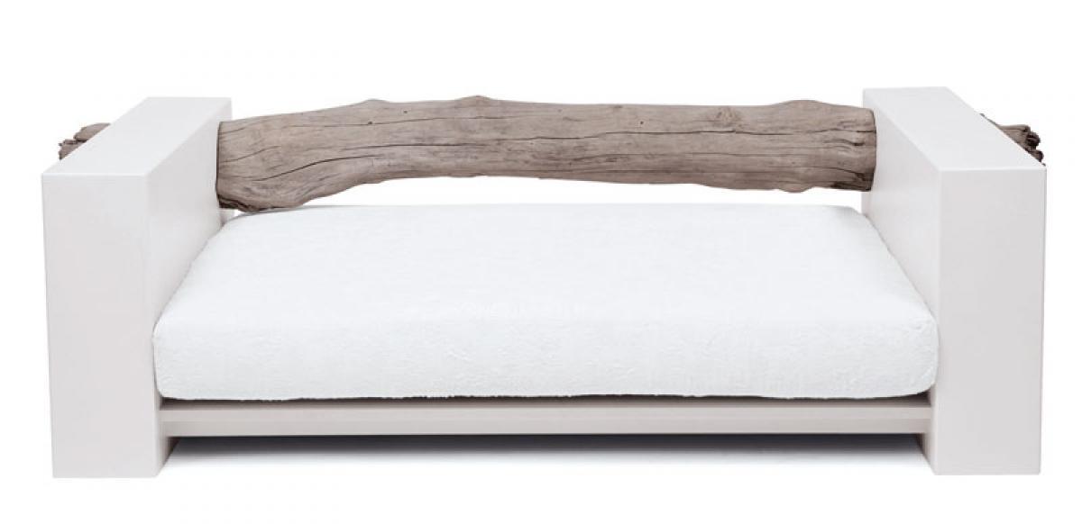 photos canap en bois flott. Black Bedroom Furniture Sets. Home Design Ideas