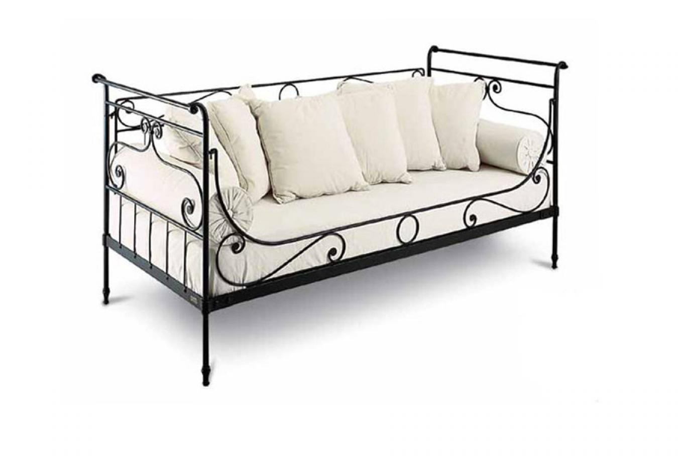 canape 2 places habitat 15 full canape en fer forge convertible. Black Bedroom Furniture Sets. Home Design Ideas