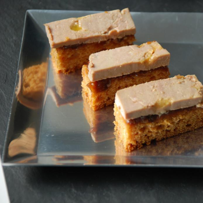 photos canap foie gras pain d 39 pice. Black Bedroom Furniture Sets. Home Design Ideas