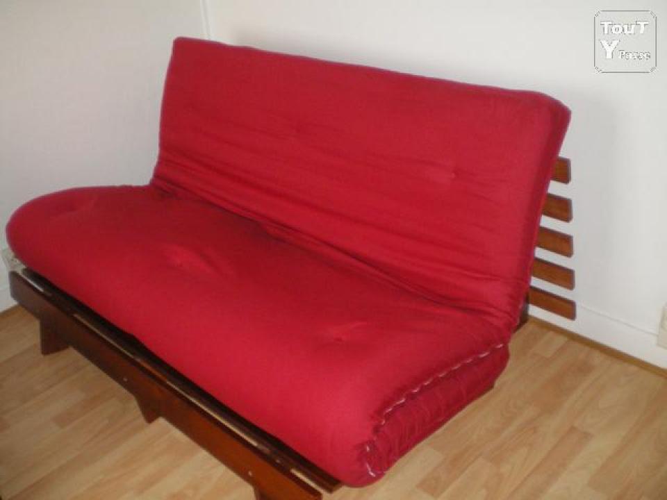 Canap futon convertible ikea - Canape futon convertible ...
