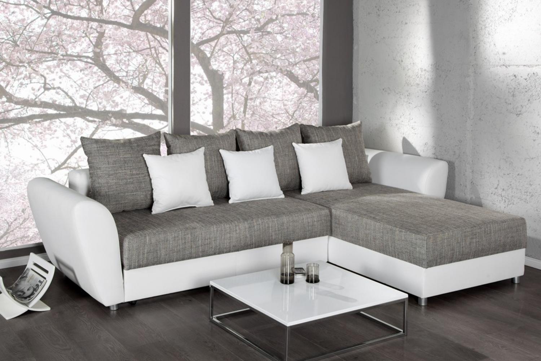 photos canap gris et blanc pas cher. Black Bedroom Furniture Sets. Home Design Ideas