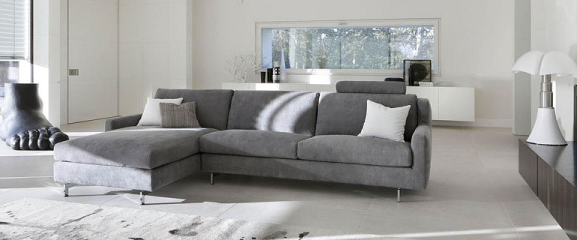 Photos canap gris chin ikea for Canape noir quel coussin