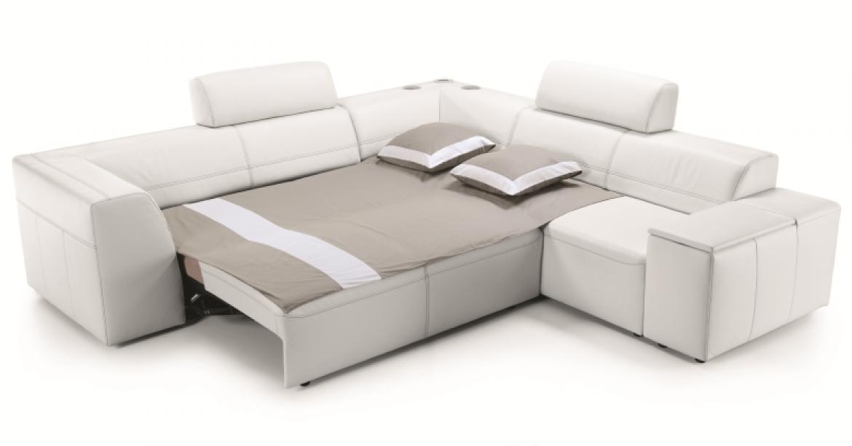 photos canap d 39 angle cuir convertible. Black Bedroom Furniture Sets. Home Design Ideas