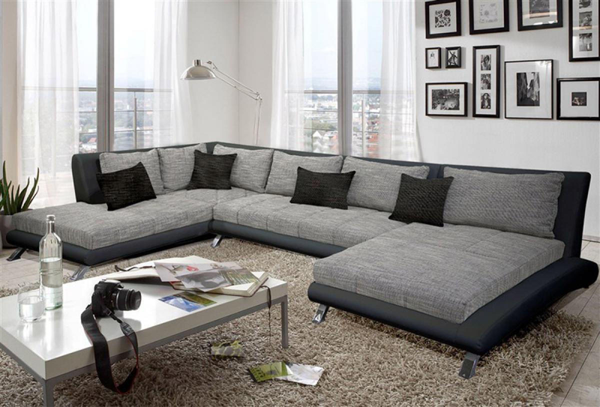 photos canap gris chin but. Black Bedroom Furniture Sets. Home Design Ideas