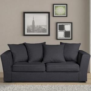 photos canap gris anthracite tissu. Black Bedroom Furniture Sets. Home Design Ideas