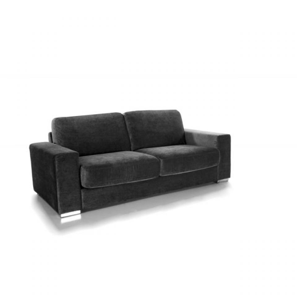 photos canap gris anthracite convertible. Black Bedroom Furniture Sets. Home Design Ideas
