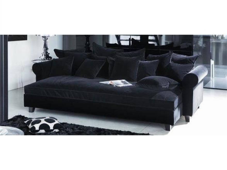 canap grande assise zakelijksportnetwerkoost. Black Bedroom Furniture Sets. Home Design Ideas