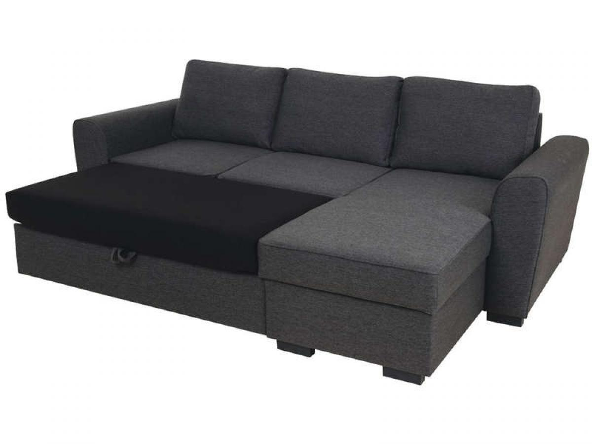 Photos canap d 39 angle conforama convertible for Canape loft convertible conforama