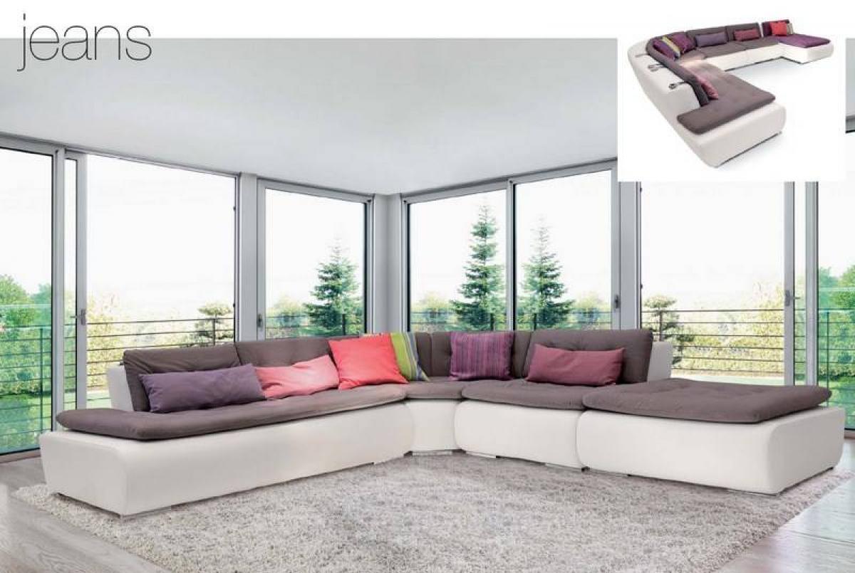 photos canap italien modulable. Black Bedroom Furniture Sets. Home Design Ideas