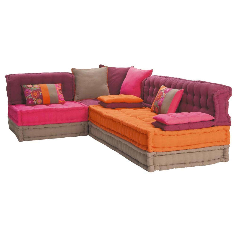 photos canap indien maison du monde. Black Bedroom Furniture Sets. Home Design Ideas