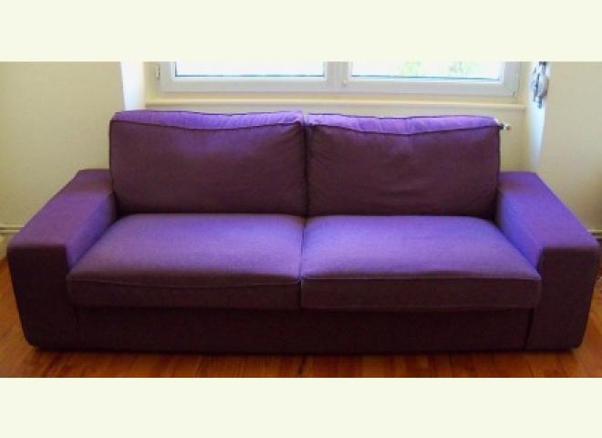 photos canap ikea kivik 3 places. Black Bedroom Furniture Sets. Home Design Ideas