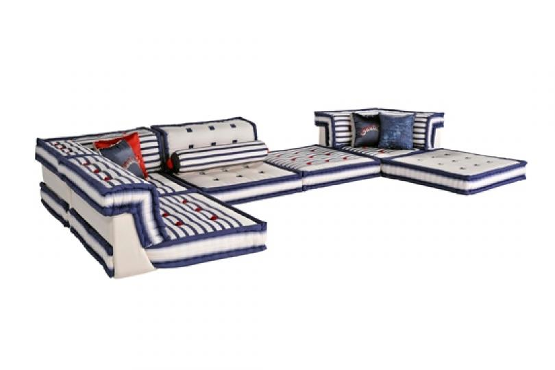 photos canap jean paul gaultier roche bobois prix. Black Bedroom Furniture Sets. Home Design Ideas