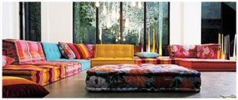 photos canap kenzo prix. Black Bedroom Furniture Sets. Home Design Ideas