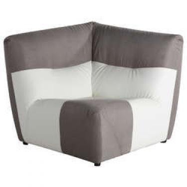 photos canap d 39 angle conforama gris et blanc. Black Bedroom Furniture Sets. Home Design Ideas