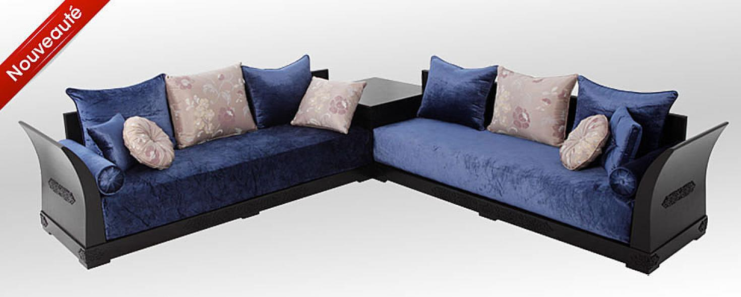 canap marocain pas cher latest canap salon marocain convertible with canap marocain pas cher. Black Bedroom Furniture Sets. Home Design Ideas