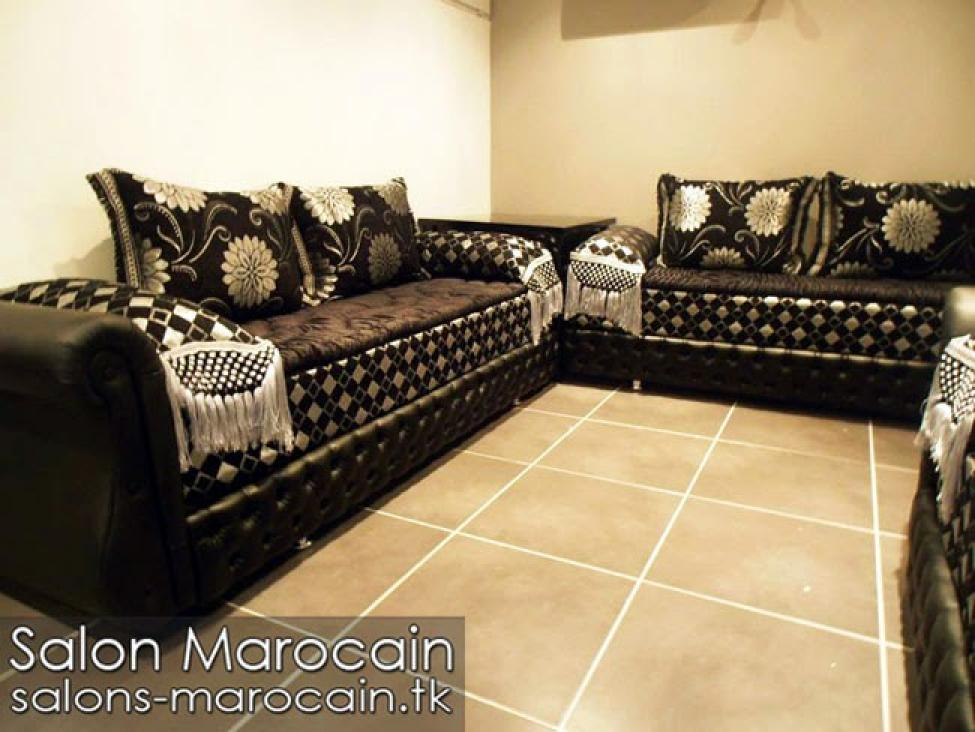 Best Salon Marocain Moderne Enbelgique Photos - Awesome Interior ...