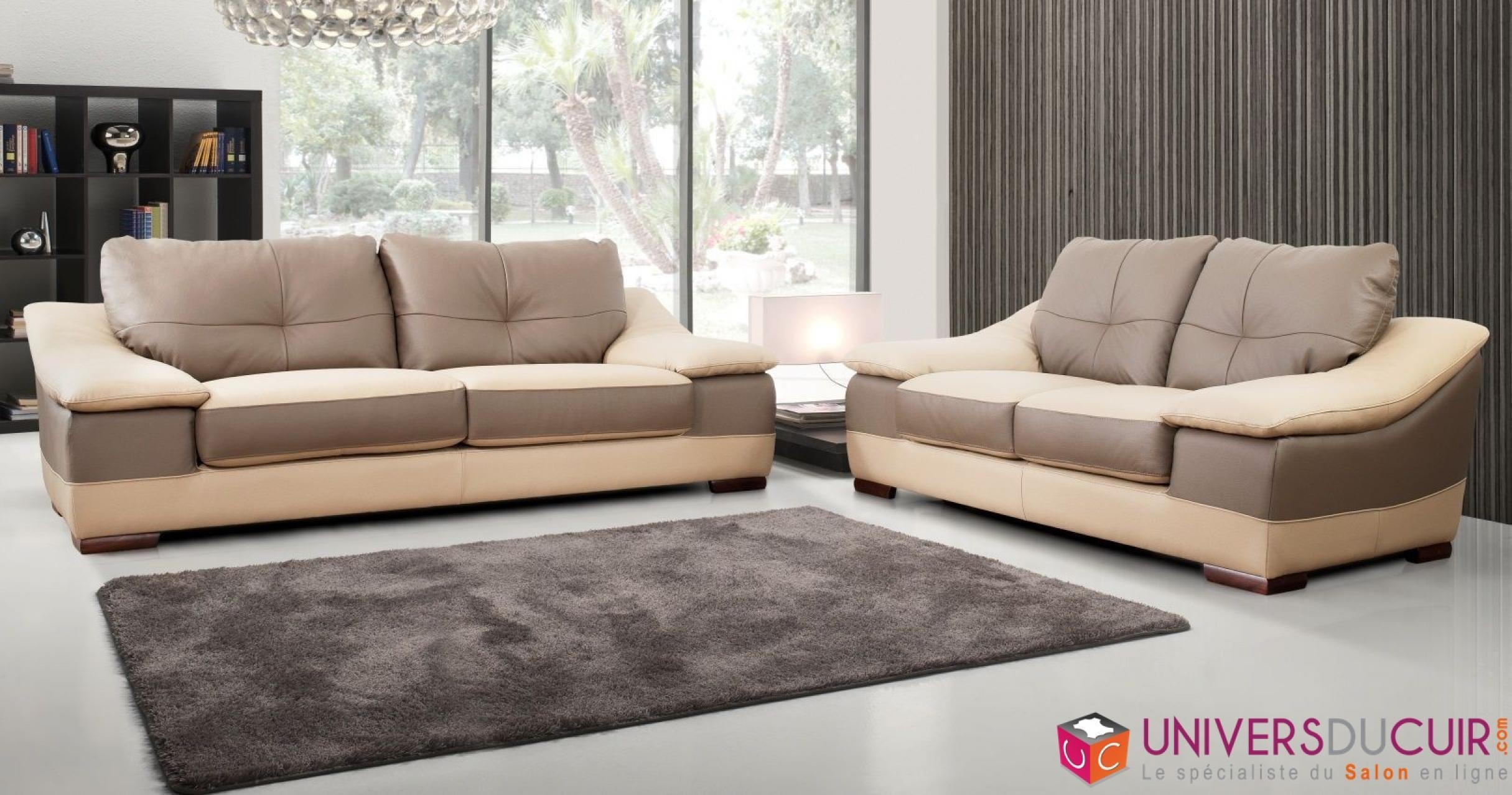 Photos canapé moderne cuir