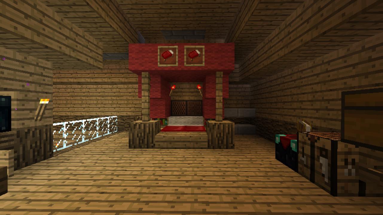 Photos Canap 233 Moderne Minecraft