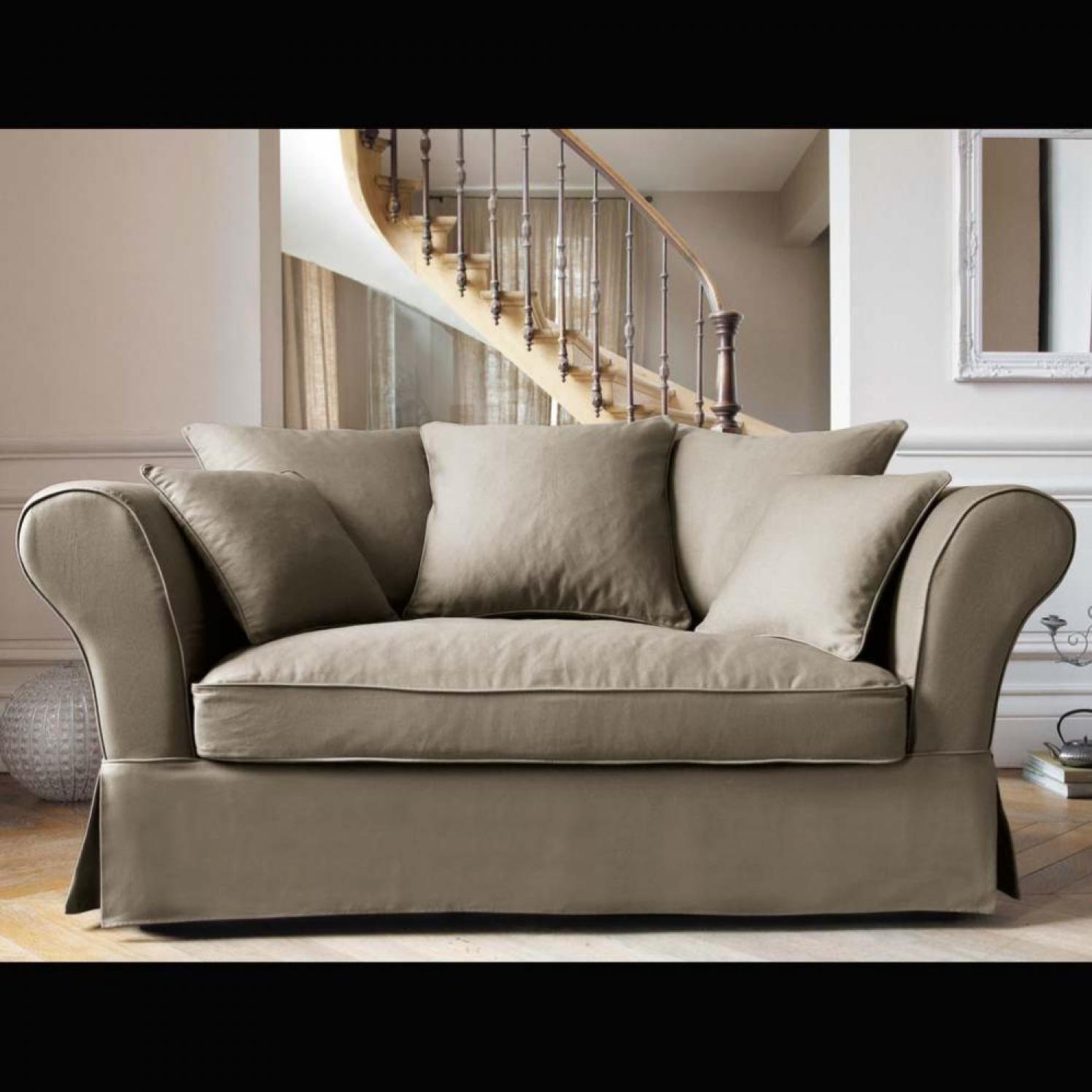 canape maison du monde tte de lit cm chocolat with canape maison du monde. Black Bedroom Furniture Sets. Home Design Ideas