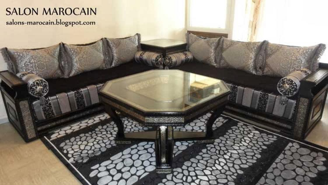 photos canap marocain moderne pas cher. Black Bedroom Furniture Sets. Home Design Ideas