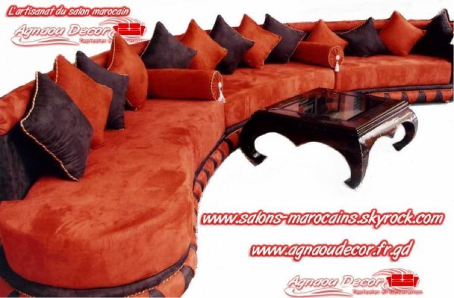 Photos canap marocain moderne pas cher for Salon marocain pas cher casablanca