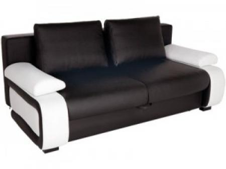 photos canap noir et blanc convertible conforama. Black Bedroom Furniture Sets. Home Design Ideas