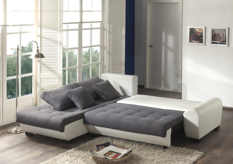 photos canap d 39 angle gris but. Black Bedroom Furniture Sets. Home Design Ideas