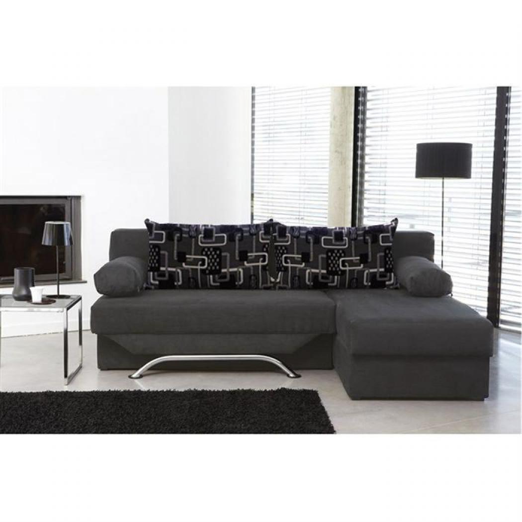 c discount canape d angle hoze home. Black Bedroom Furniture Sets. Home Design Ideas