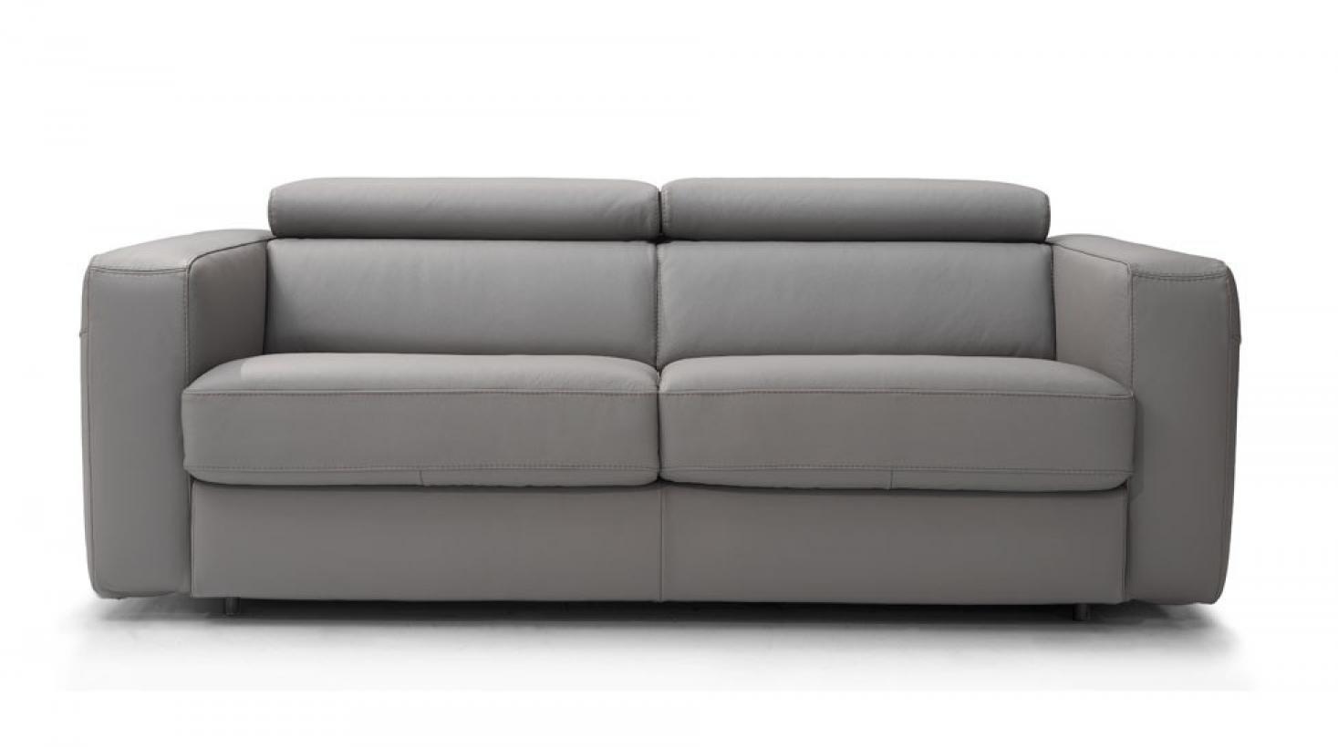 photos canap convertible pas cher en cuir. Black Bedroom Furniture Sets. Home Design Ideas
