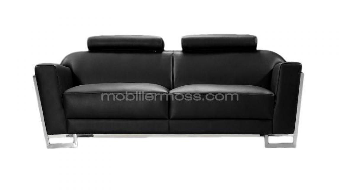 Photos canap convertible 2 places design - Canape convertible contemporain design ...