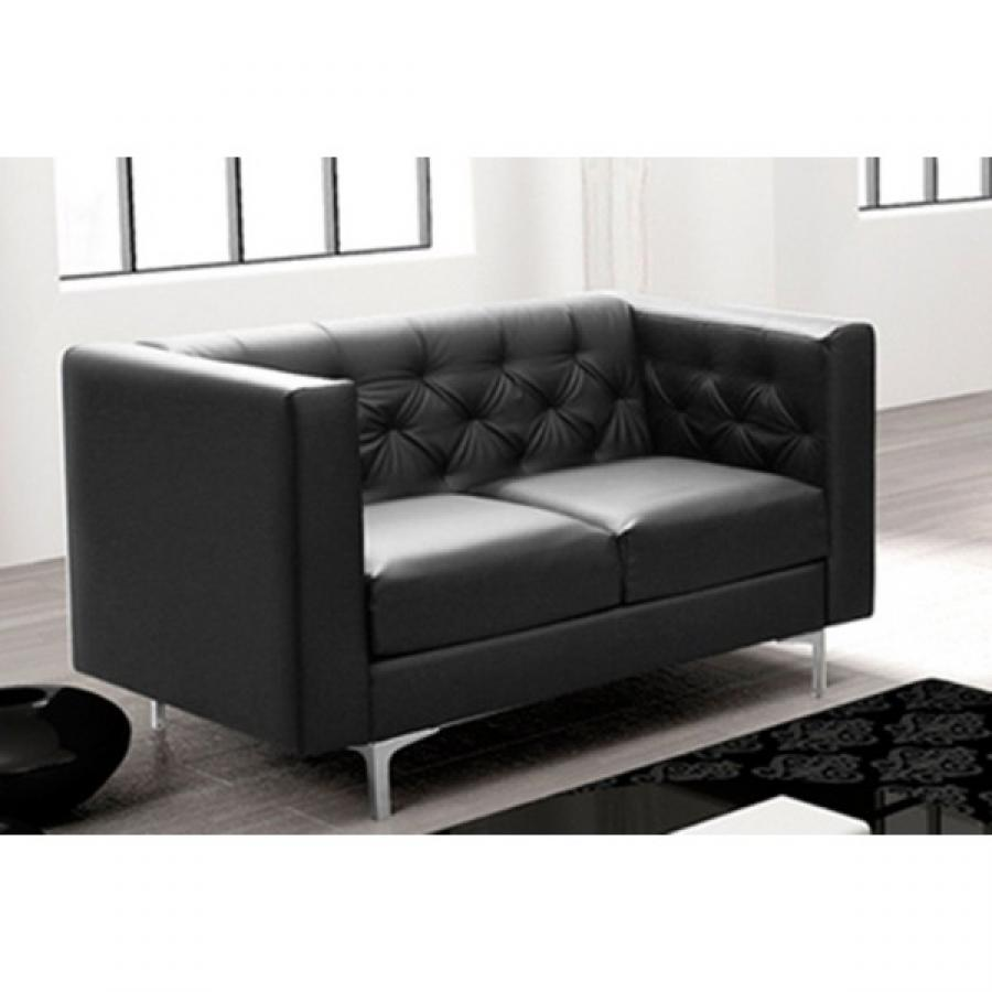 Photos canap convertible 2 places simili cuir - Cuir center canape 2 places ...