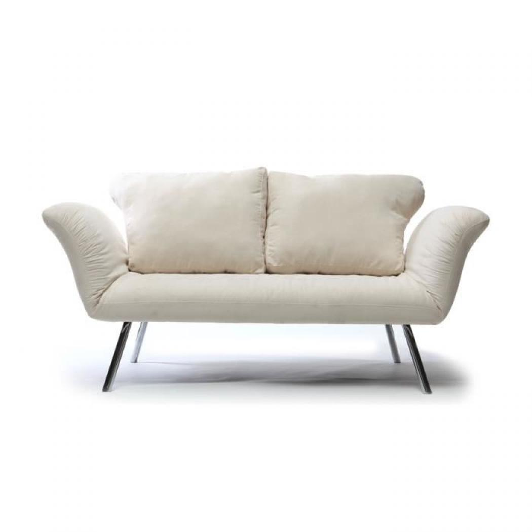 photos canap convertible design 2 places. Black Bedroom Furniture Sets. Home Design Ideas