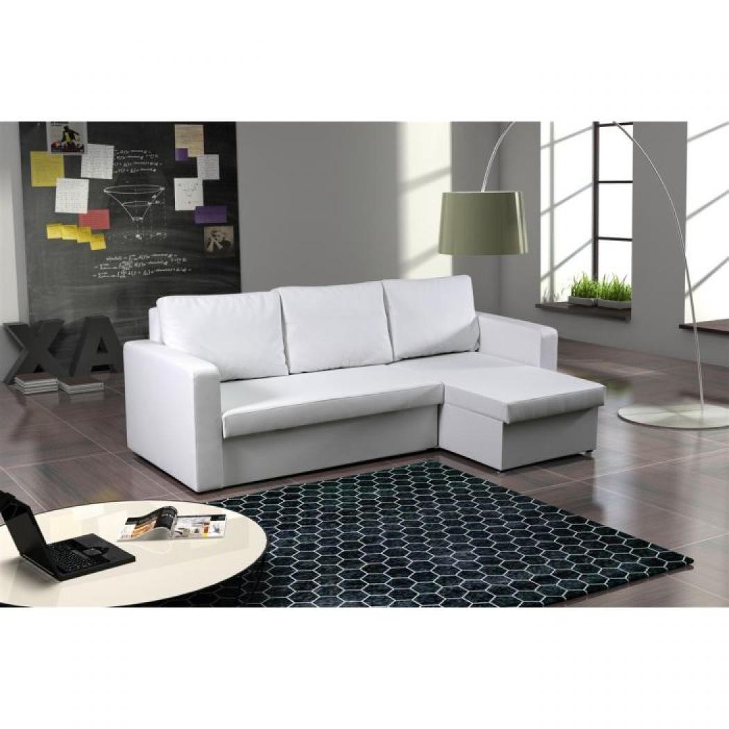 photos canap convertible d 39 angle cdiscount. Black Bedroom Furniture Sets. Home Design Ideas