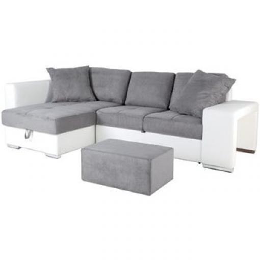 photos canap convertible gris but. Black Bedroom Furniture Sets. Home Design Ideas