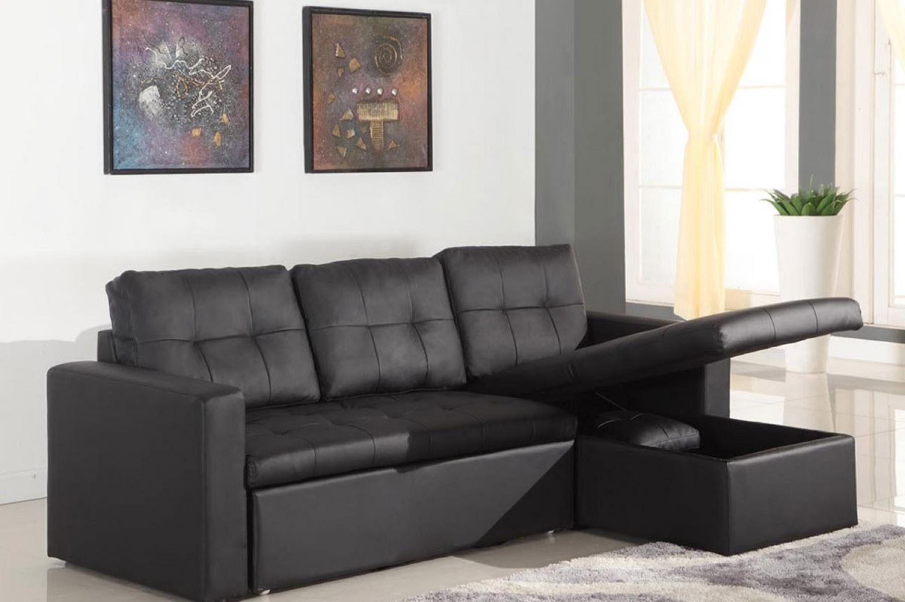 photos canap convertible angle droit. Black Bedroom Furniture Sets. Home Design Ideas