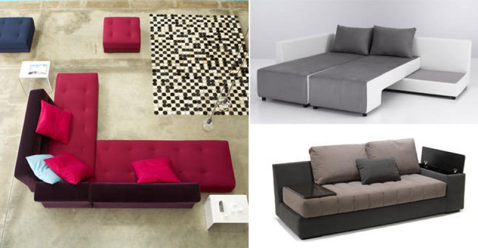 photos canapé lit confortable pour tous les jours