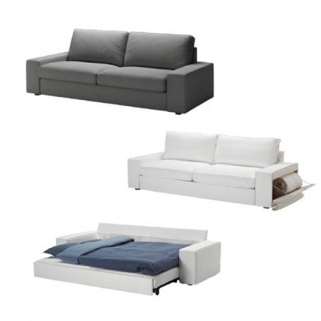 Photos canap lit convertible ikea for Canape habitat convertible