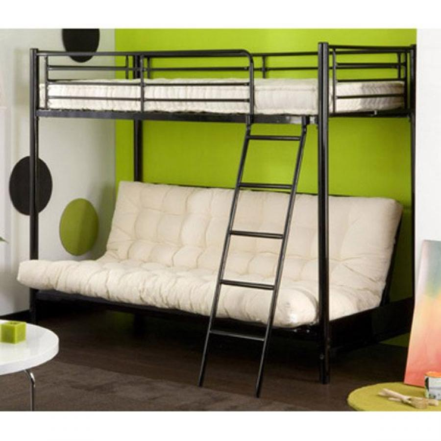 lit superpos avec canap fabulous coin detente lecture. Black Bedroom Furniture Sets. Home Design Ideas