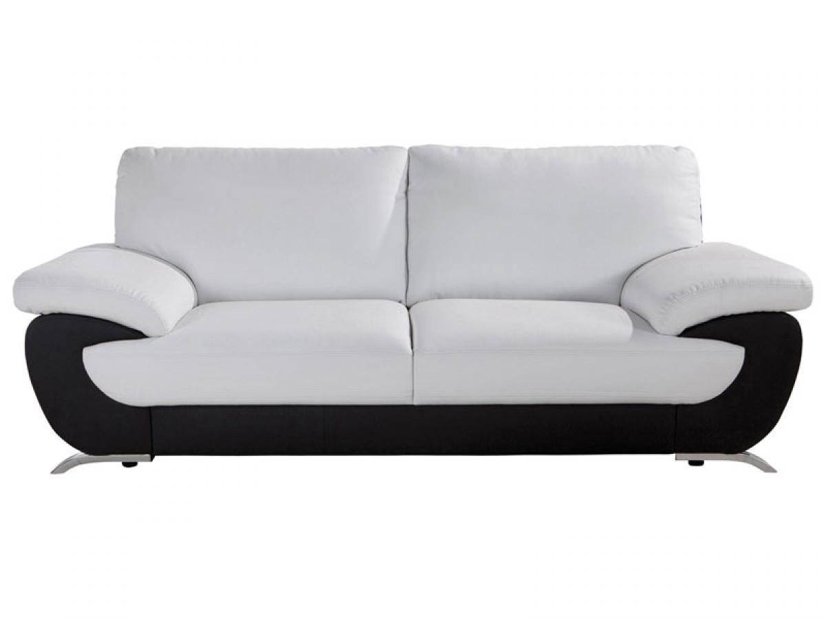 Perfect amazing amazing canape lit places convertible - Lit bambou conforama ...