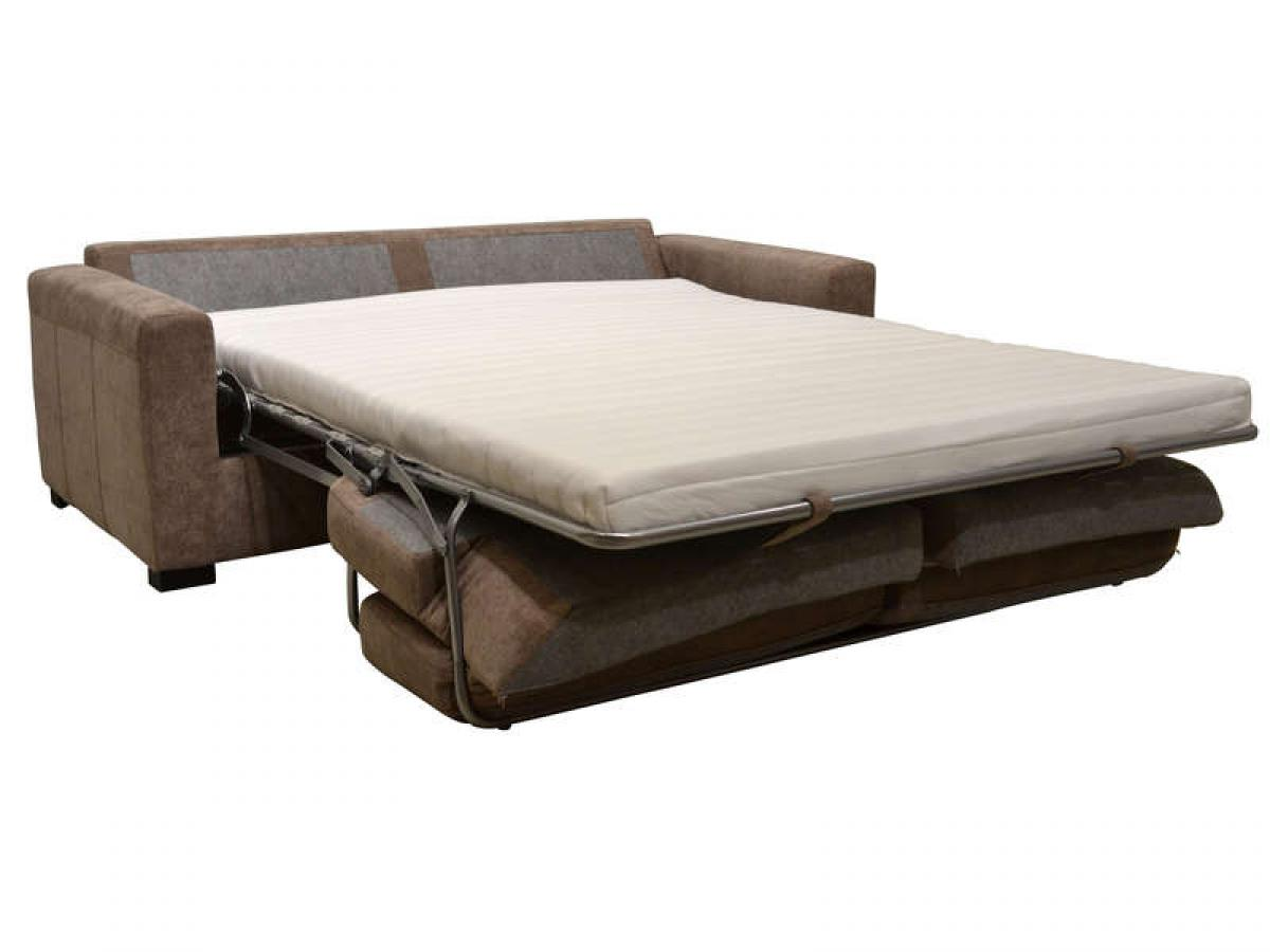 Conforama lit 2 places matelas gonflable places intex Canape convertible vittorio