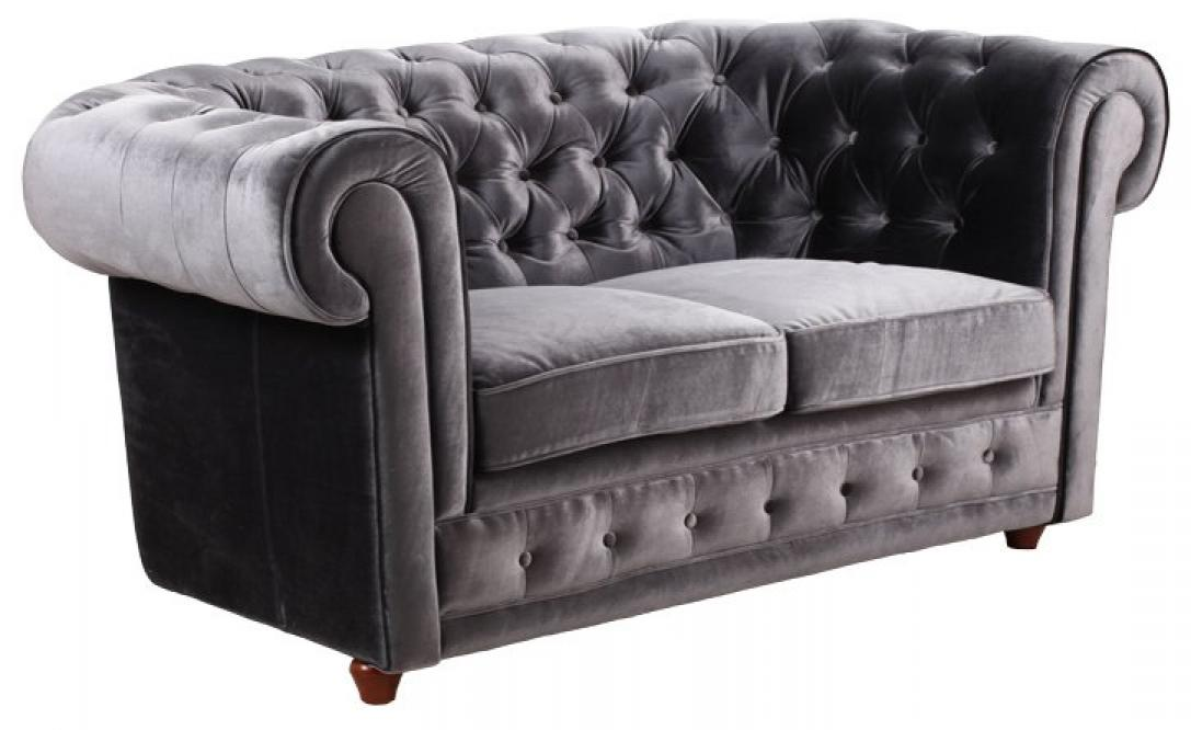 Photos canap chesterfield convertible velour - Canape chesterfield convertible ...