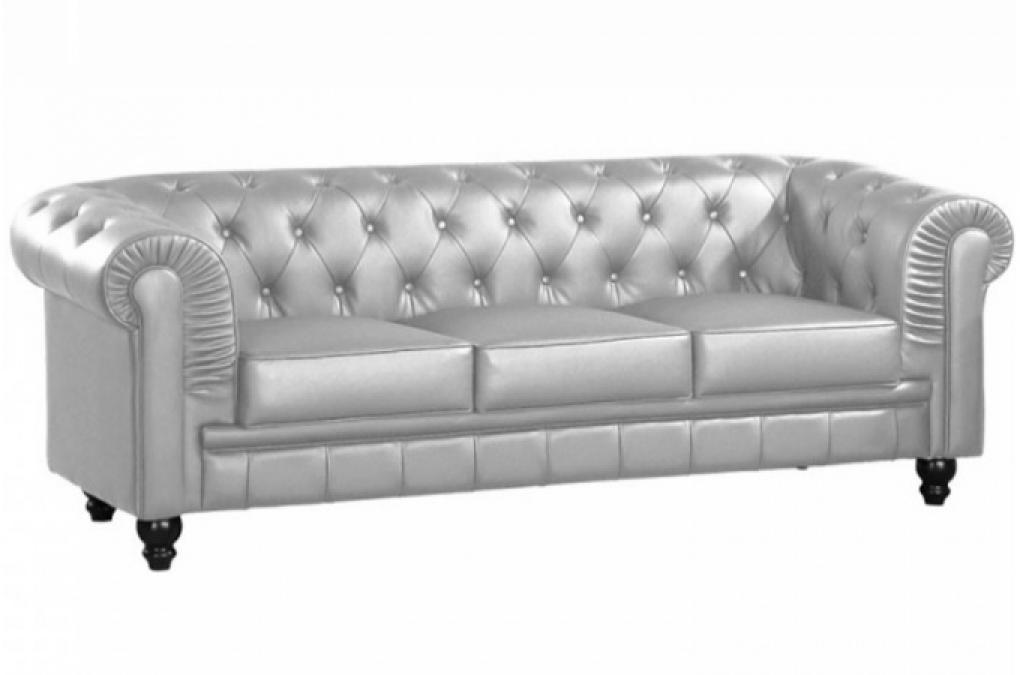 canap chesterfield convertible 3 places. Black Bedroom Furniture Sets. Home Design Ideas