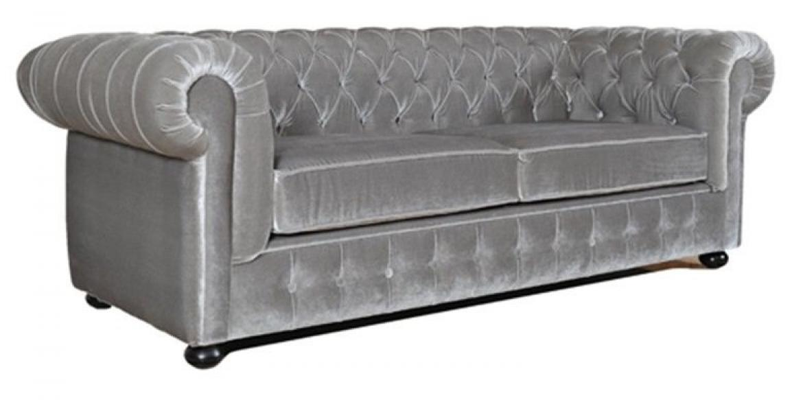 Photos canapé chesterfield convertible 3 places