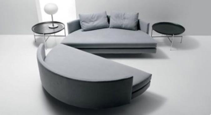 Photos canap design rond - Canape demi cercle ...