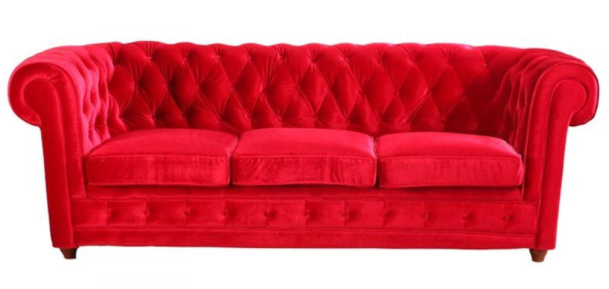 Canap chesterfield convertible - Canape chesterfield velour ...