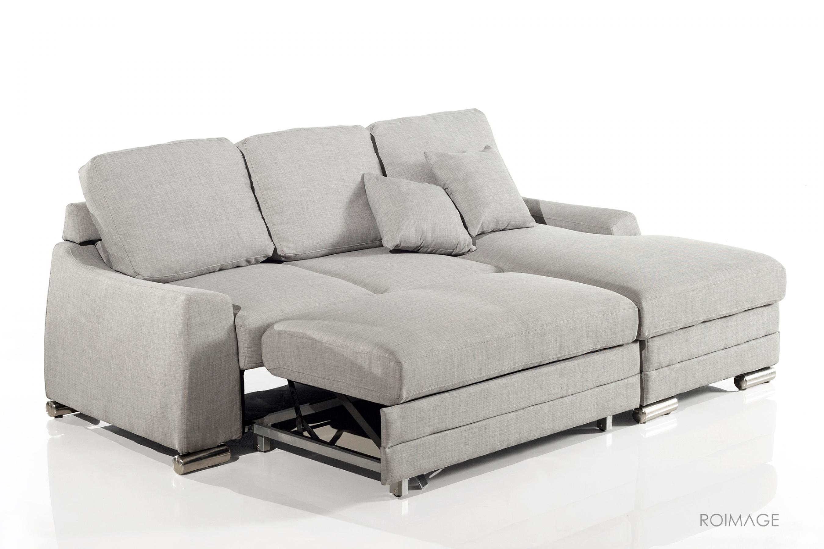 New Canape Convertible Avec Vrai Matelas