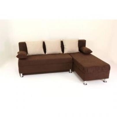photos canap d 39 angle convertible marron pas cher. Black Bedroom Furniture Sets. Home Design Ideas