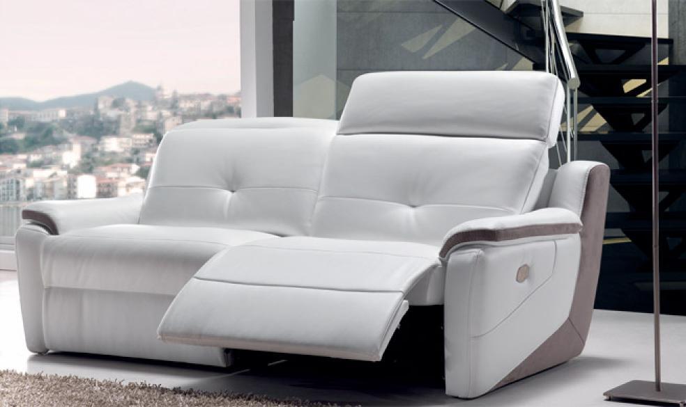 photos canap 2 places relax electrique. Black Bedroom Furniture Sets. Home Design Ideas