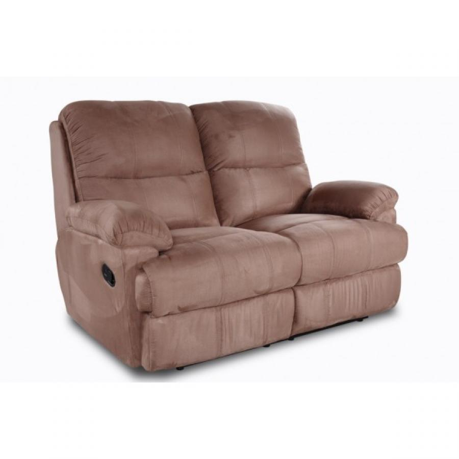 Photos canap 2 places relax microfibre - Canape 2 places habitat ...