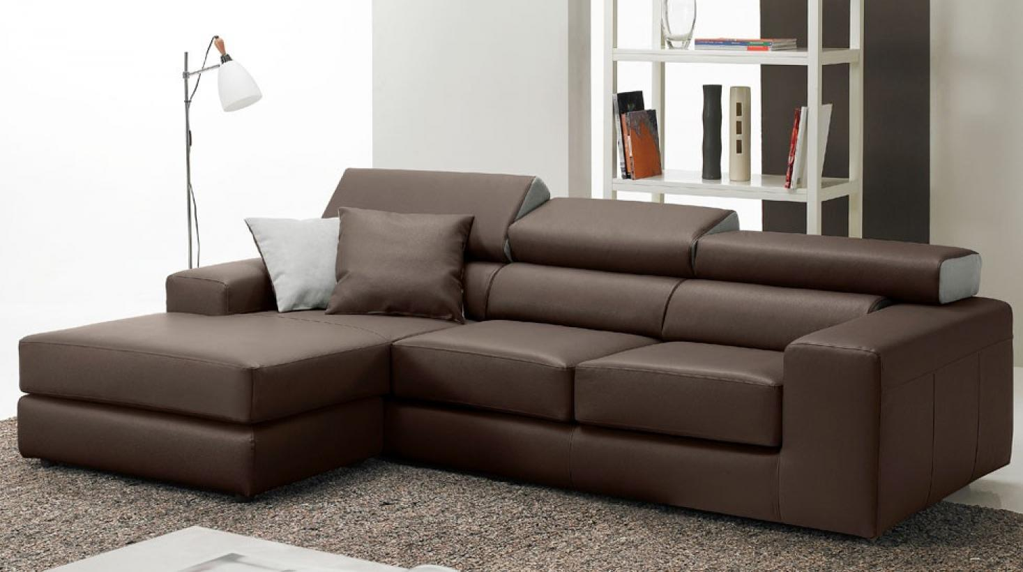 photos canap d 39 angle cuir marron pas cher. Black Bedroom Furniture Sets. Home Design Ideas
